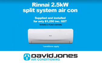 Rinnai Air Conditioner